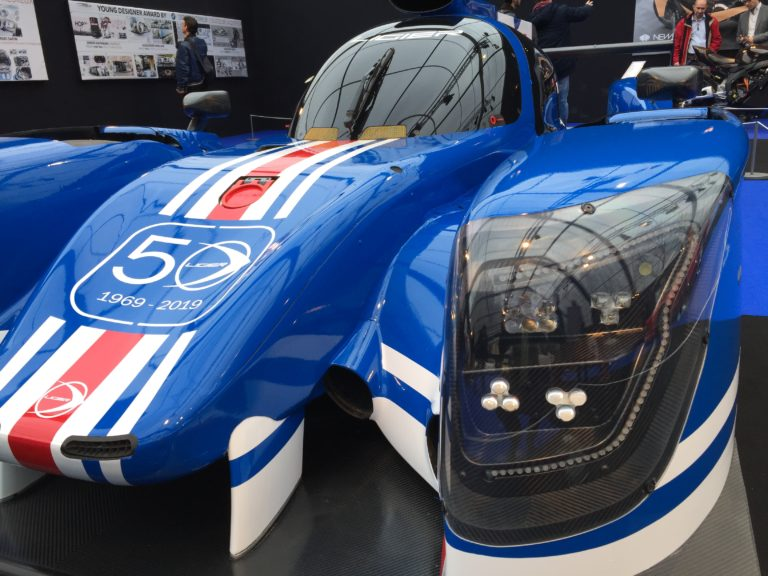 50 years of their car at the 24 Hours of Le Mans